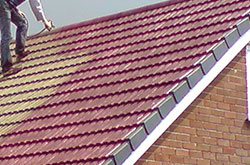 ROOF COATING& CLEANING