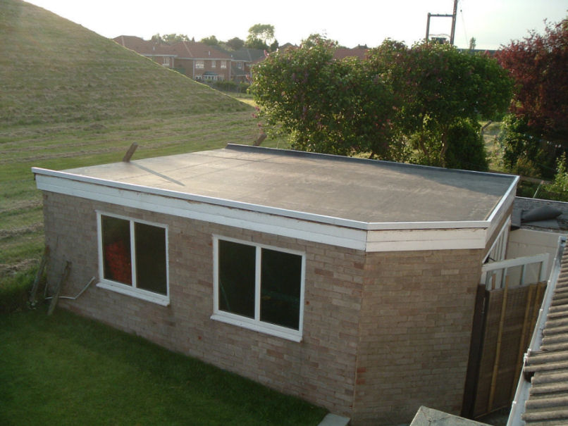 flat roof repair grp fibre glass roofing bearsden milngavie all about attics byers products group